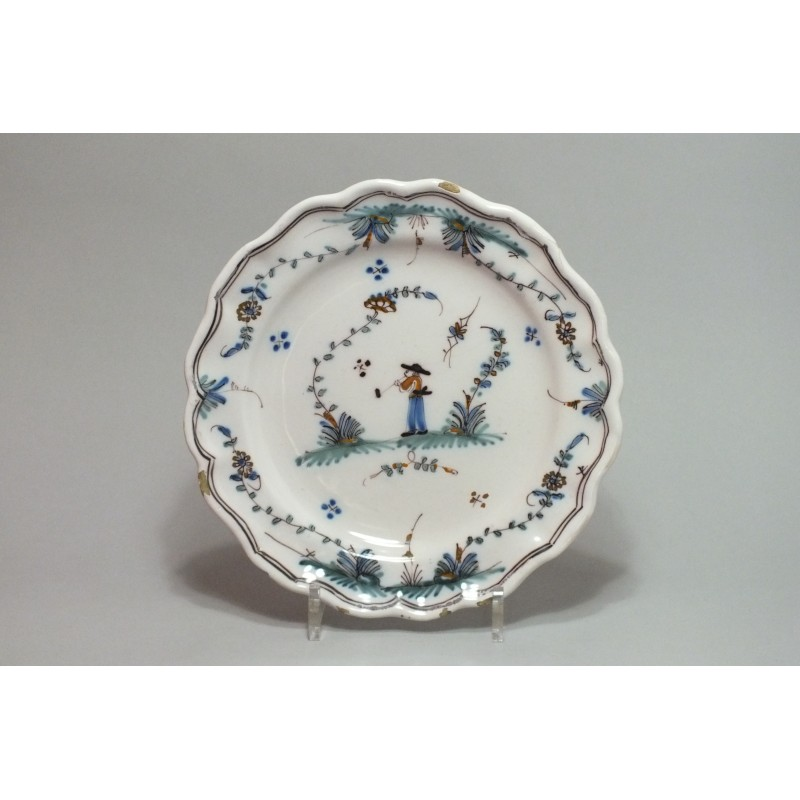 Roanne - Eighteenth century - SOLD - Bils Céramiques
