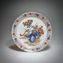 Delft - Delft Plate - Pieter Adriaensz Kocks - to 1700-1725.