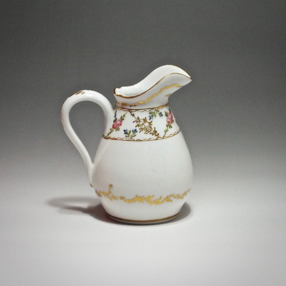 Paris - pot à lait - Locré - XVIIIe Siécle
