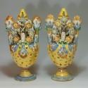 Ariano Irpino (Italie) - Paire de gargoulettes - Vers 1800
