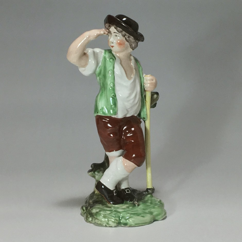 Luneville - Statuette - XVIIIe siècle - VENDU
