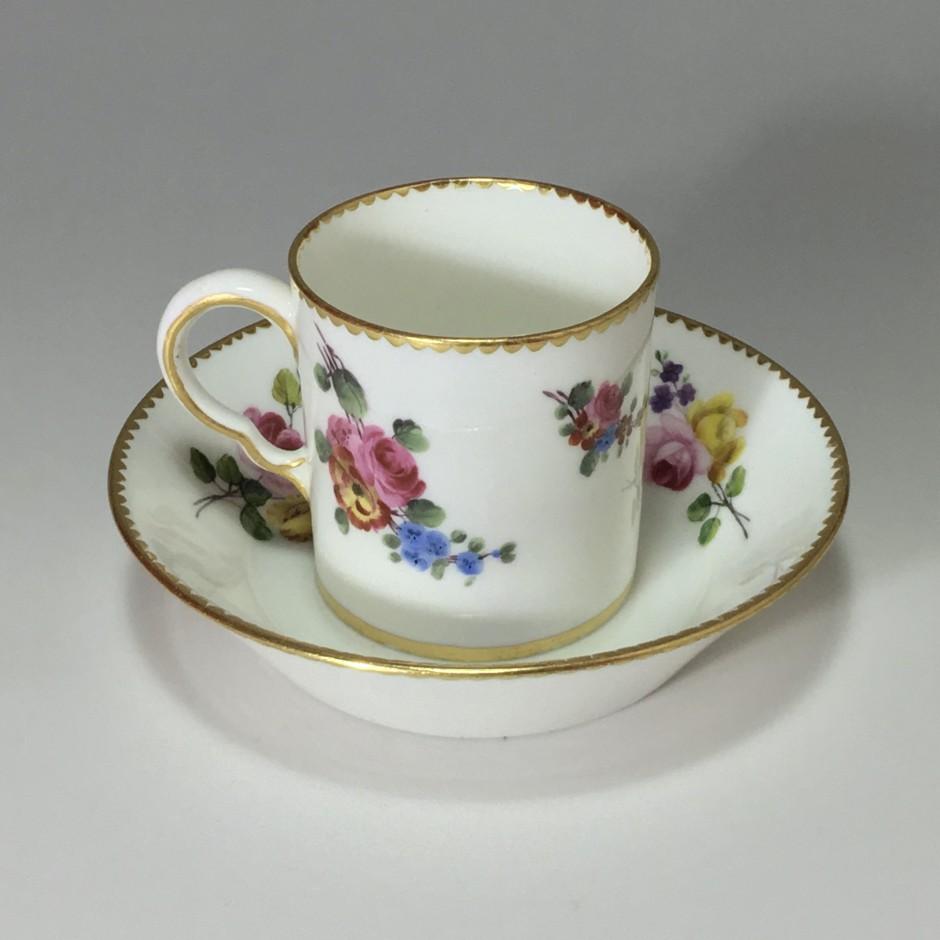 Sèvres – Gobelet litron - XVIIIe siècle