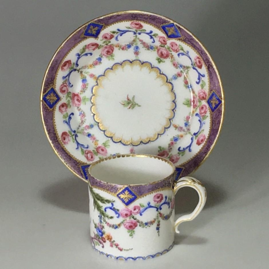 Sèvres - mignonette Cup - eighteenth century