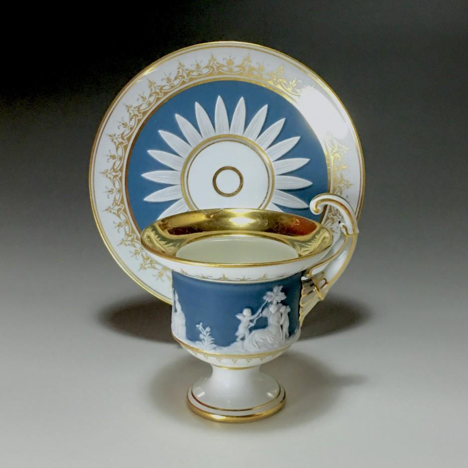 Meissen - Tasse à décor néoclassique - Début du XIXe Siècle – VENDU