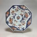 Assiette en porcelaine du Japon à décor Imari - XVIIIe siècle - VENDU