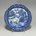 Assiette en porcelaine du Japon – Époque Edo – début du XIXe siècle