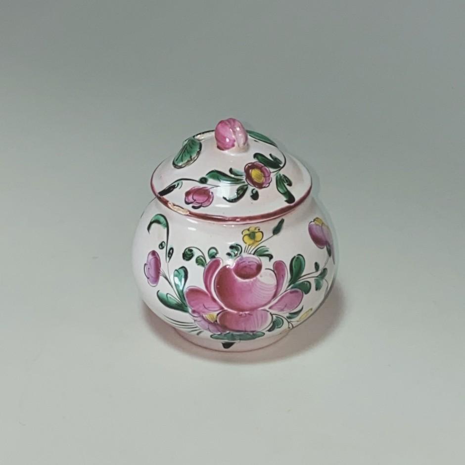 Moustiers - Pot à crème ou pot à jus - XVIIIe siècle