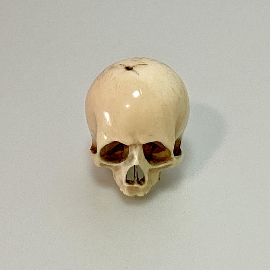 Memento mori - XVIIIe siècle - VENDU