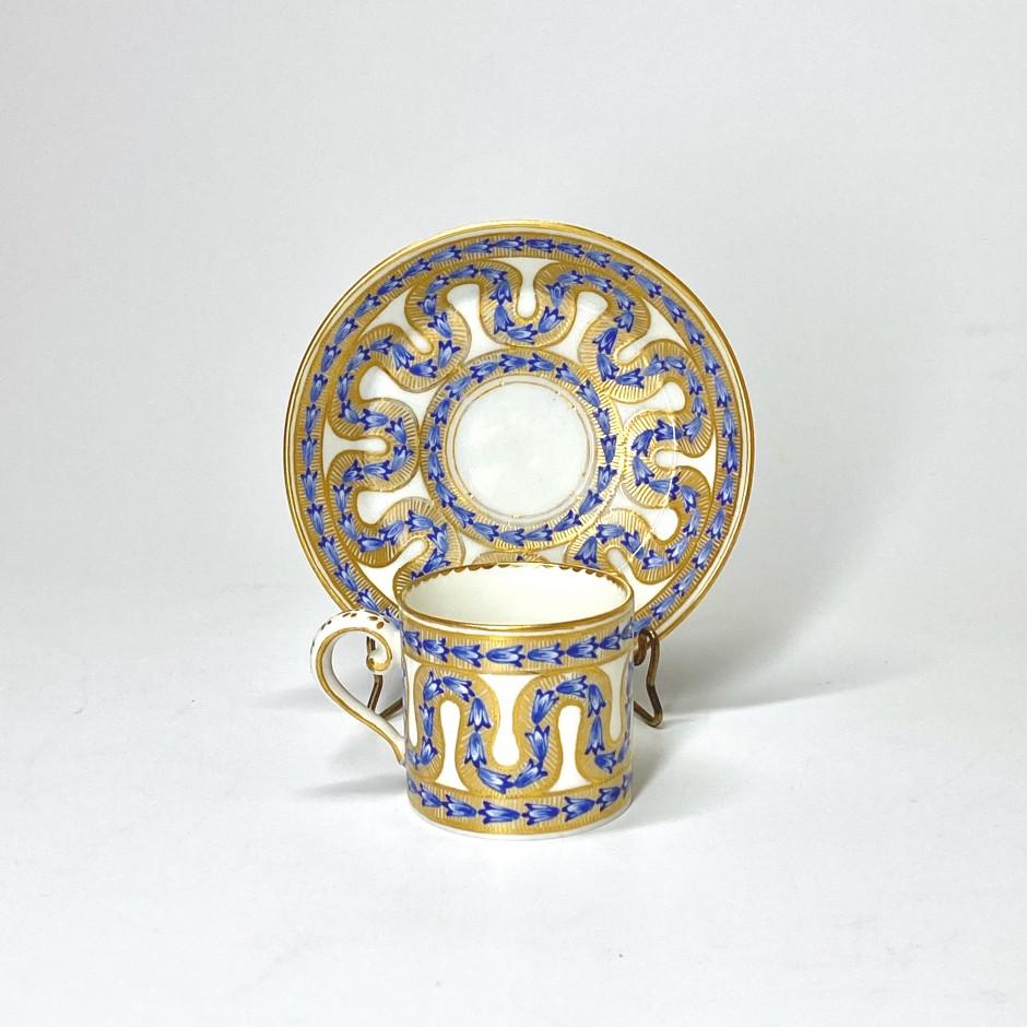 Sèvres - Tasse mignonnette de forme litron - XVIIIe siècle - vers 1770
