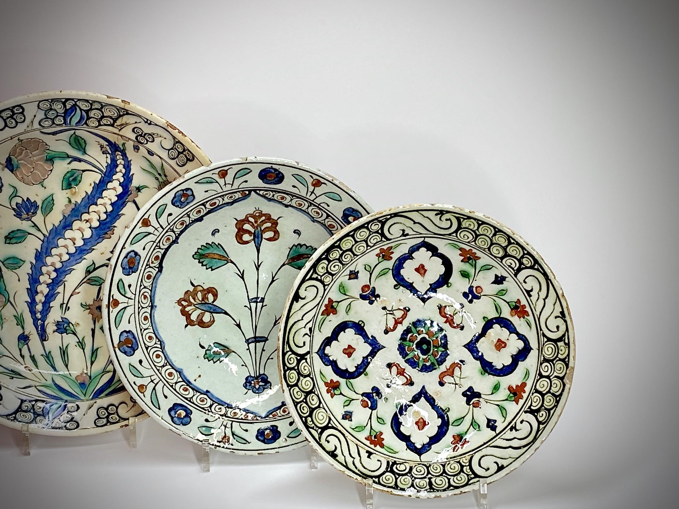 IZNIK - OTTOMAN TURKEY - SEVENTEENTH CENTURY